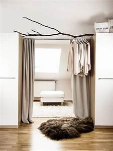 Vorhang Für Schräge Wände : die besten 25 kleiderschrank ideen auf pinterest master schrank design hauptschrank layout ~ Sanjose-hotels-ca.com Haus und Dekorationen