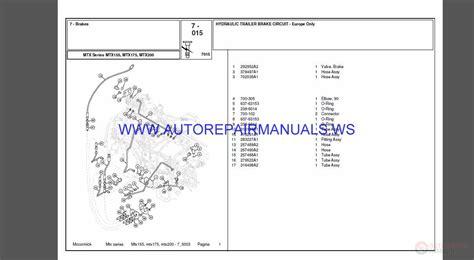 mccormick full set parts manual dvd auto repair manual