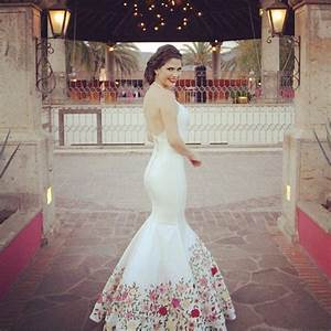 17 best images about mexican weddings on pinterest With mexican wedding dress