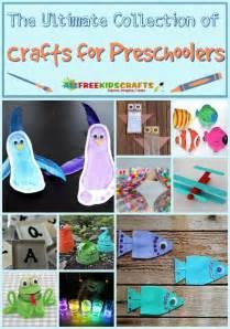 preschool craft ideas  ultimate collection