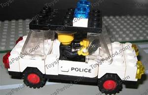 LEGO 6623 Police Car Set Parts Inventory and Instructions ...