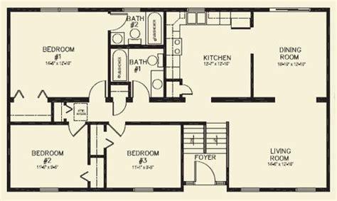 little house 3 bedrooms planBuscar con Google Casas