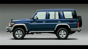 Toyota Remakes Original Land Cruiser 70 For One Year
