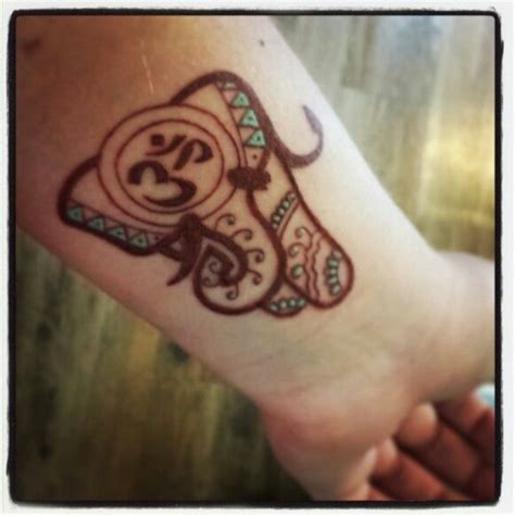 New Elephant Ganesh Tattoo Ideas Ganesha