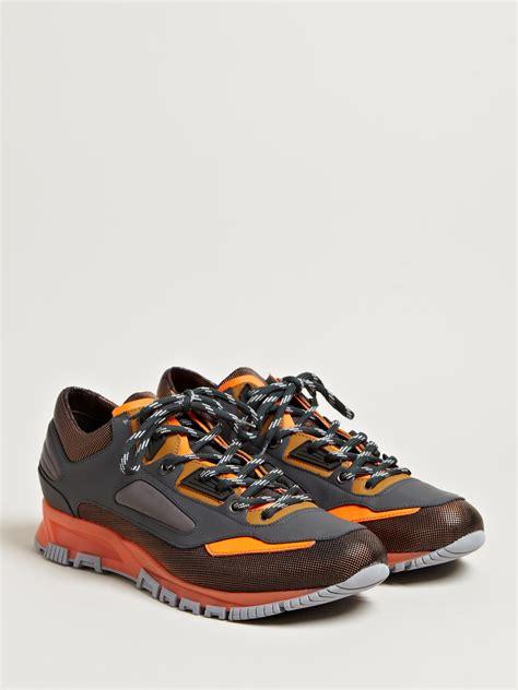 lanvin calfskin running shoes soletopia