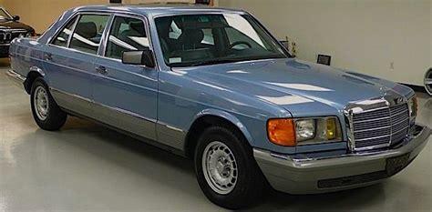 1972 mercedes 350sl european 2 owner car documented books and records european. 1984 Diamond Blue 500SEL