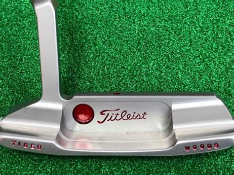Tiger Woods Scotty Cameron Putter