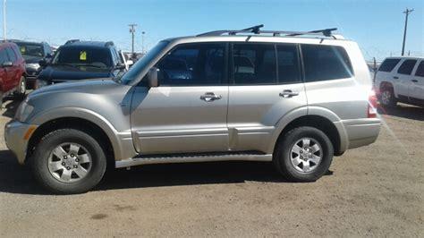 Mitsubishi Montero Limited 2003 by 2003 Mitsubishi Montero Limited 4wd 4dr Suv In Pueblo Co