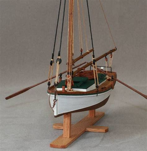 Sailboat Model Kit by Wooden Ship Model Kit Boat Model Kit Sailboat Scale 1 35