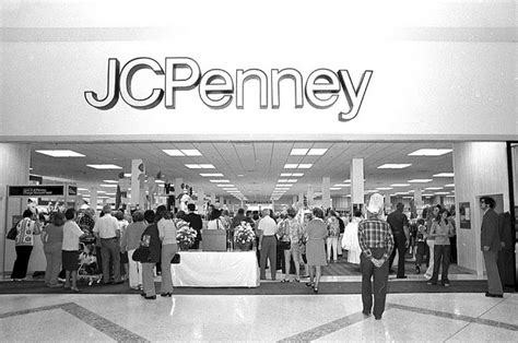 jc penney will its granite run store vista today