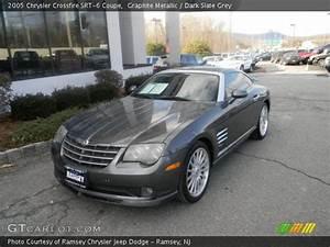 Graphite Metallic - 2005 Chrysler Crossfire Srt-6 Coupe