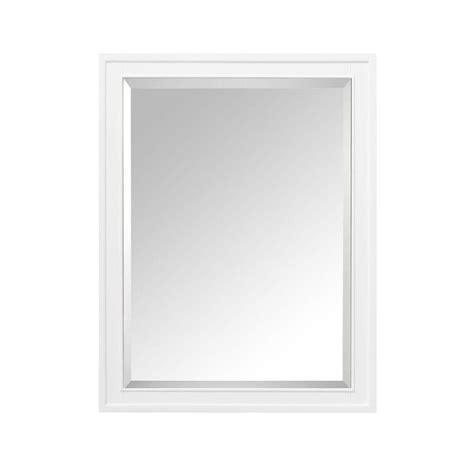 avanity madison 24 in w x 32 in h x 5 1 10 in d framed