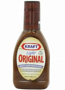 Kraft Light Barbecue Sauce Review