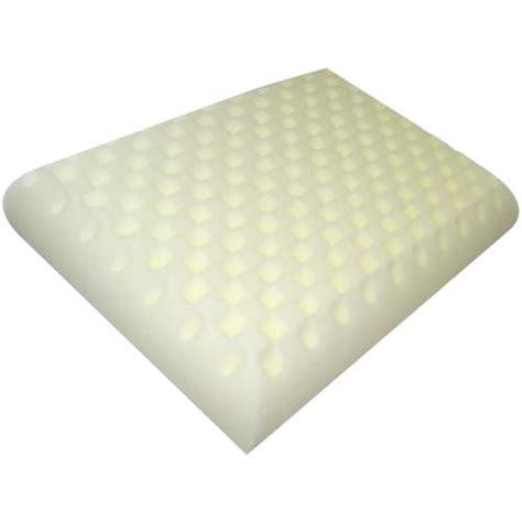 cervical pillow hudson hollow pillow cervical support pillows