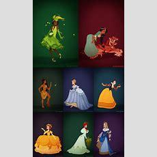 Disney Princesses  Nerdgirl Fashion