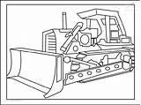 Digger Coloring Bulldozer Pages Colouring Diggers Kleurplaat Kleurplaten Voertuigen Happer Printable Template 1001 Coloringpage Vehicle Dozer Cartoon Templates 1001coloringpages Tractor sketch template