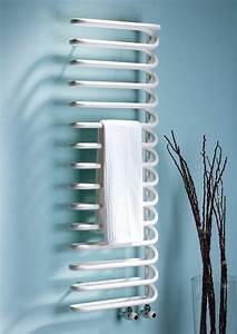 Radiateur Electrique Pour Salle De Bain : radiateur design et s che serviette pour la salle de bain ~ Edinachiropracticcenter.com Idées de Décoration