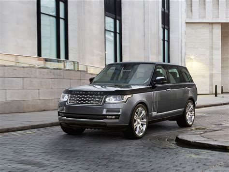 Land Rover Range Rover Picture by Land Rover Range Rover Sv Autobiography 2016 Car