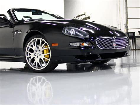 2006 Maserati Spyder by 2006 Maserati Gransport Spyder