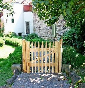 Gartentüren Aus Holz : ideen f r gartentore und gartent ren gartentore aus holz ~ Michelbontemps.com Haus und Dekorationen