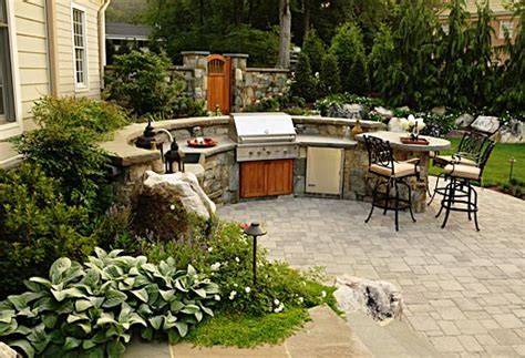 Outdoor Kitchen Design & Grill Stations in Mclean VA