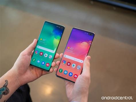 samsung galaxy s10 on preview threat android central