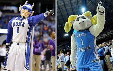 unc  duke rivalry   won  games