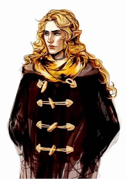 Glorfindel Elves Silmarillion Lotr Modern Character Vampire