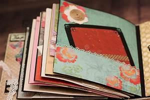 Scrapbook handmade stock photo Image of photographs