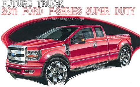 future truck 2011 ford f series super duty pickuptrucks