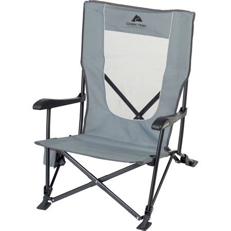 Ozark Trail 3position Low Profile Chair Walmart