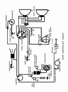 Wiring Diagram For 1939 Chevrolet Truck  58986