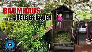 Baumhaus Bauen Bauanleitung : baumhaus selber bauen ohne einen baum stelzenhaus ~ Michelbontemps.com Haus und Dekorationen