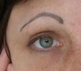 Permanent makeup and Makeup on Pinterest