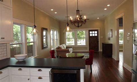 bungalow open floor plans ideas house plans