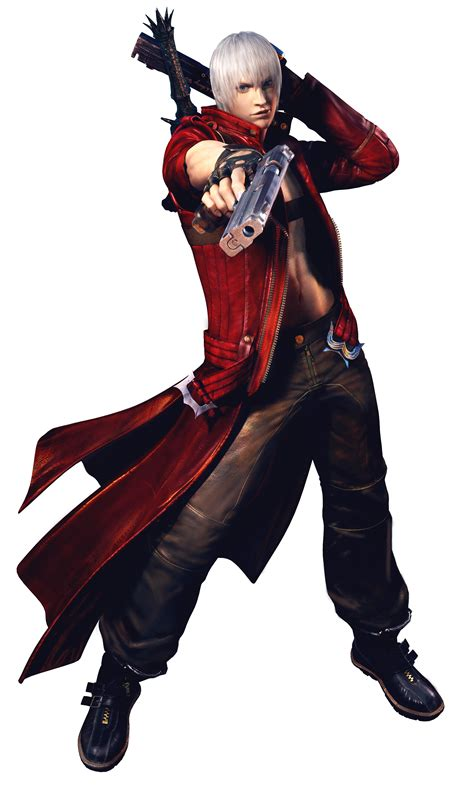 Which Is Your Favourite Version Of Dante?  Devil May Cry
