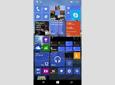 Windows 10 for Phones Preview Screenshots Gallery
