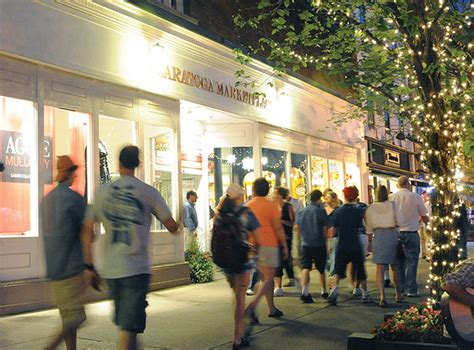 the saratoga marketplace has eclectic offerings for