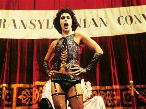 tim curry joins cast  foxs reboot   rocky horror