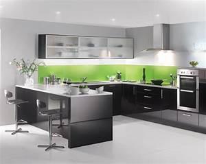 Modern Kitchen Colorus and Design Ideas : Modern Kitchen