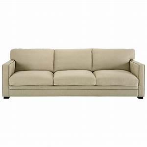 Sofa 4 Sitzer : sofa 4 5 sitzer aus leinen graubeige dandy maisons du monde ~ Eleganceandgraceweddings.com Haus und Dekorationen
