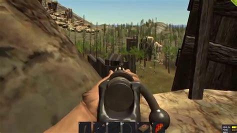 rust bolt action rifle pu8