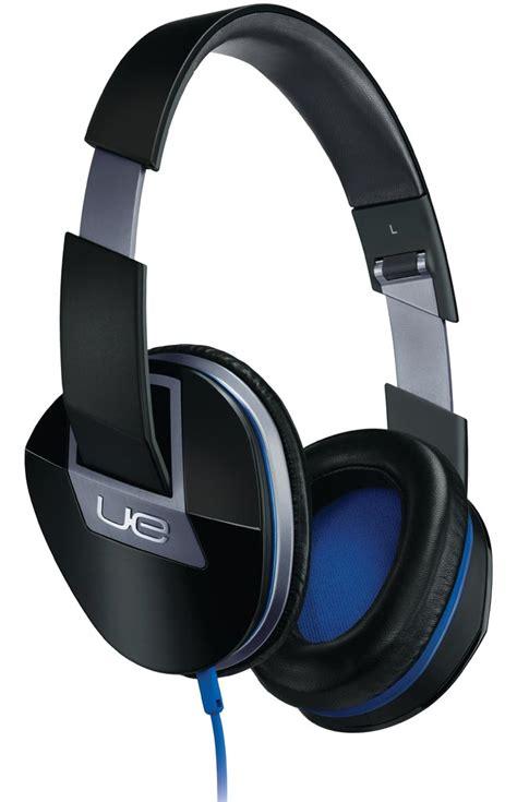 ultimate ears ue portable headphones  ue custom  ear monitors review