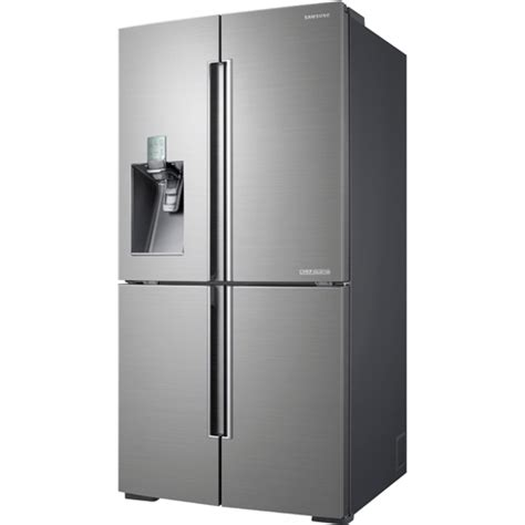 Samsung Cabinet Depth Refrigerator Door by Samsung Rf24j9960s4 Aa 24 1 Cuft Chef Collection Stainless