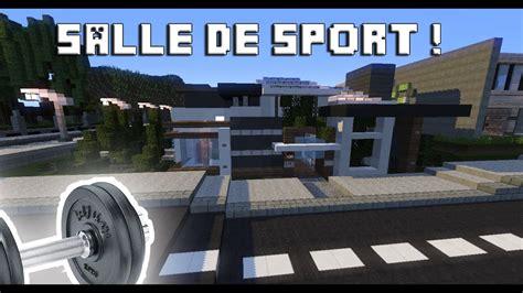 Minecraft  Salle De Sport Moderne (tom80) Youtube