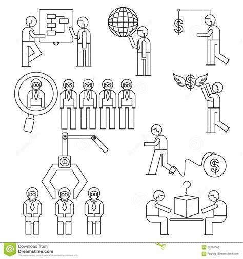 employe de bureau employé de bureau concept de gestion d 39 entreprise