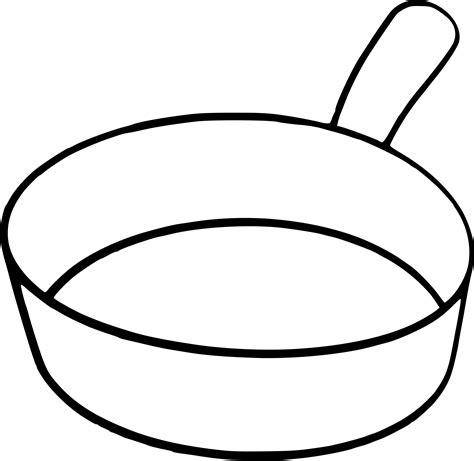 cuisine de a a z coloriage casserole à imprimer