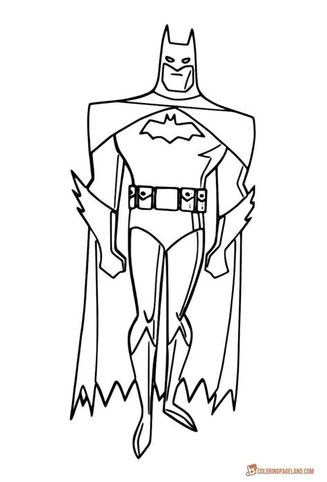 top  batman printable coloring pages  kids  adults