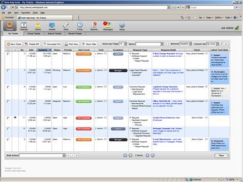 microsoft help desk software automated help desk software free download