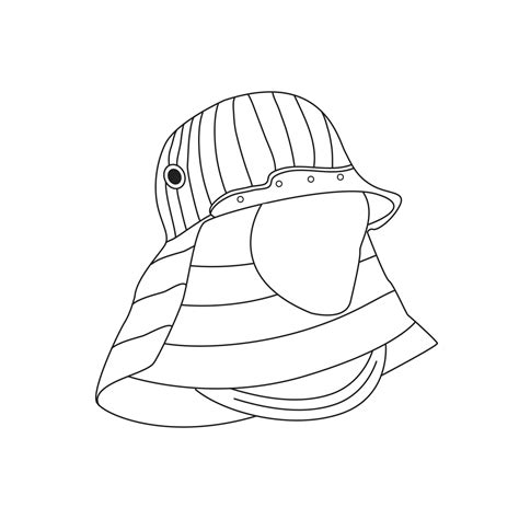 Darth Vader Helmet Drawing At Getdrawingscom Free For